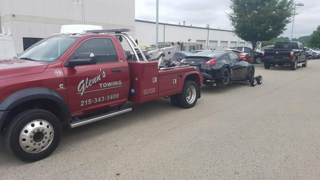 Glenn's Towing